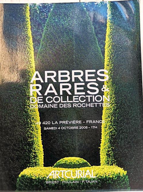Arbres Rares & de Collection- Livre