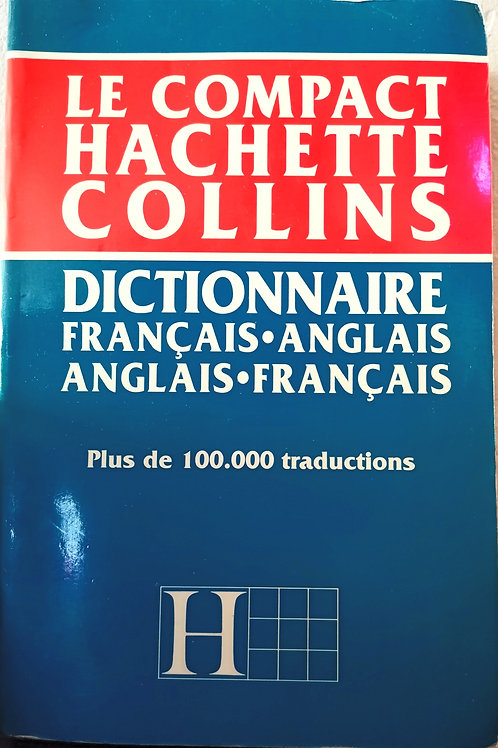 Dictionnaire Français-Anglais / Anglais-Français Ed. Hachette