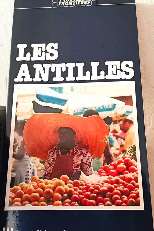 Les Antilles - Livre des édition J.A. avec Nouvelles Frontières