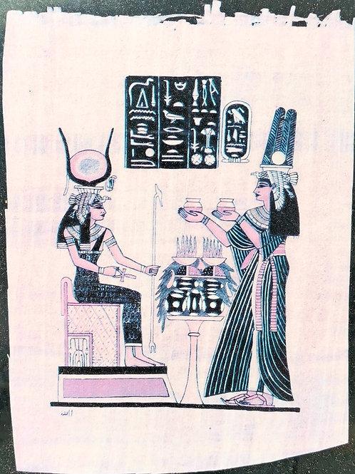 Tableau Décoration Egyptien
