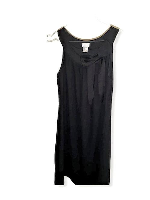 Robe Noire sans manches H&M