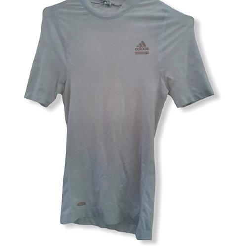 T-Shirt Blanc ADIDAS pour Homme