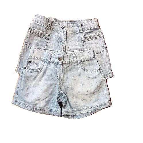 Shorts pour Fille - Taille 12 ans (Lot de 2)