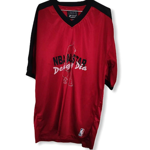 T-Shirt Homme Rouge NBA ALL-Star by DIA