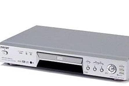 Sony DVP-NS400D/S Lecteur DVD