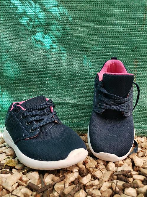 Baskets noire fille - Taille 35