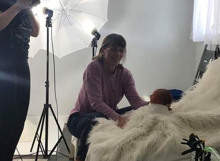 Newborn Safety Behind The Scenes!