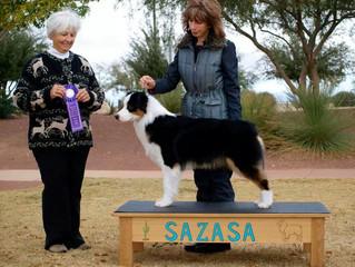 Tyra Wins 2nd ASCA Major