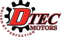 Dtec Motors logo