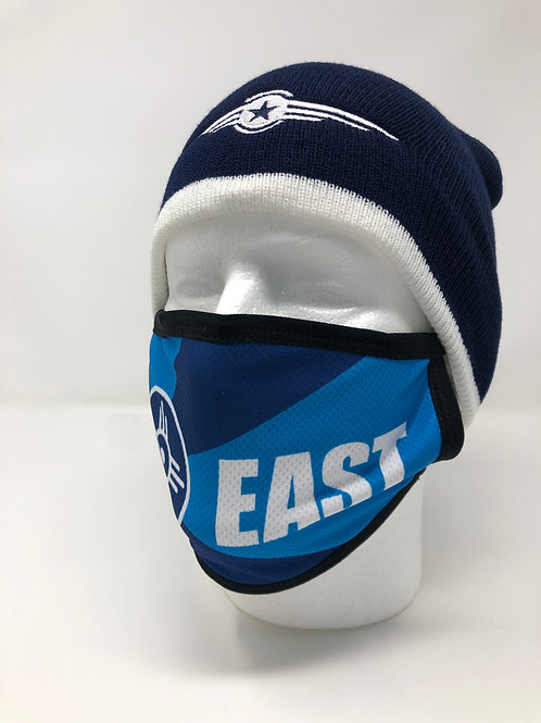 Wichita East Flag Mask
