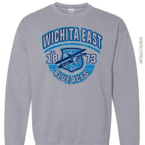 2021 Grey Sweatshirt