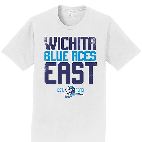 2021 White T-Shirt