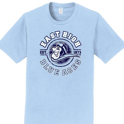 2021 Light Blue T-Shirt