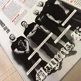 A hónap albuma/Hammerworld magazin 2021. március/Album of the month/Hammerworld Magazine March 2021