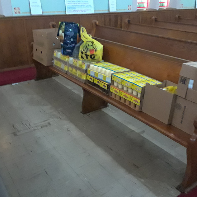 Mission Month 2018 - Salvation Army Donations (2)