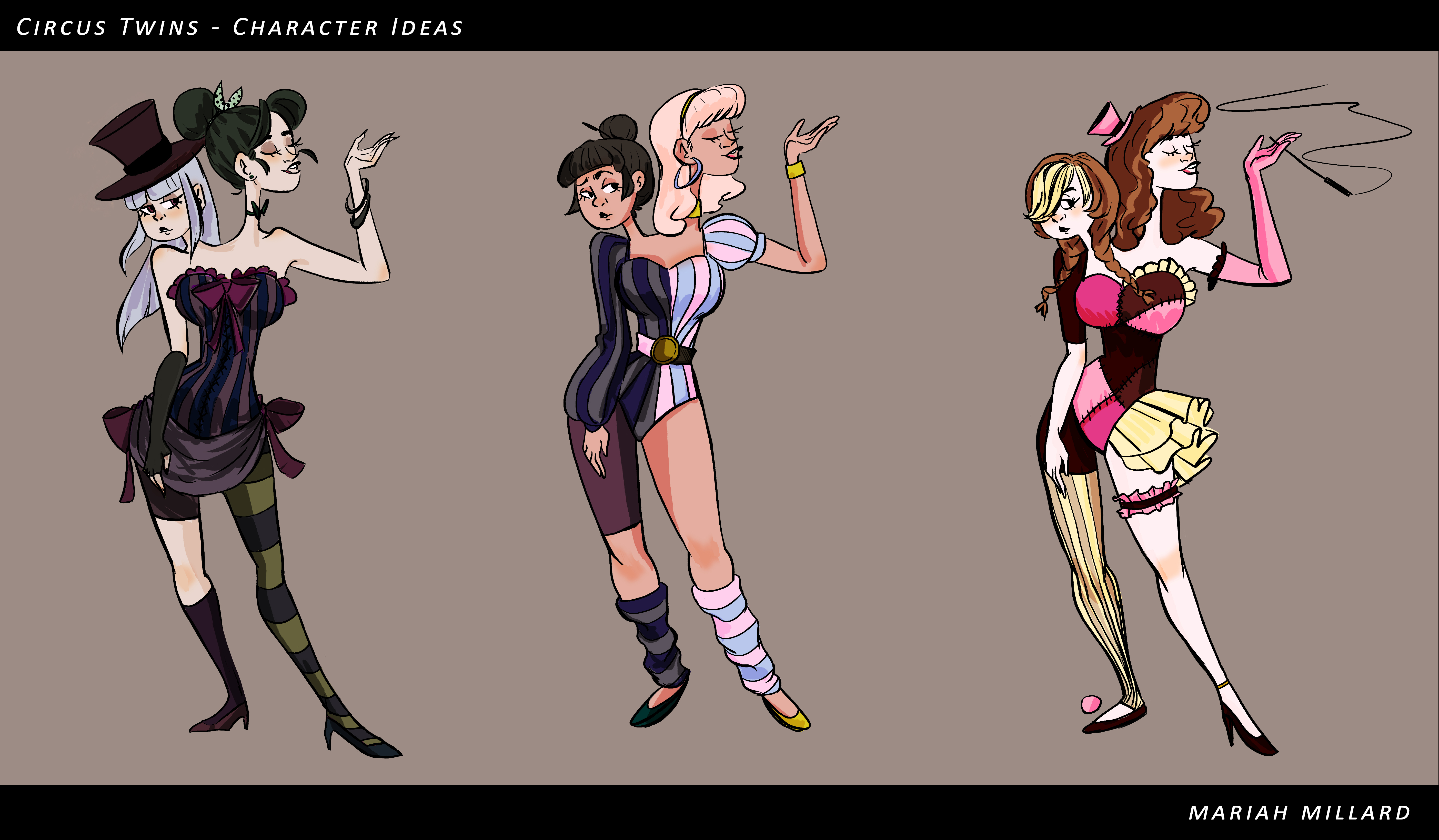 Story Artist Character Designer Mariah Millard