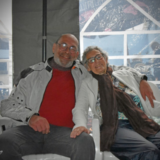 Michel en Andrea