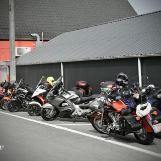 De bike's