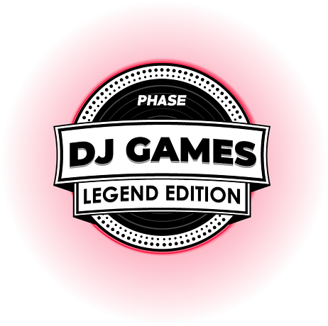 Logo of Phase DJ Games DJ competition for turntable DJ