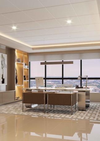 Consultório Modelo - Office Design Cascavel