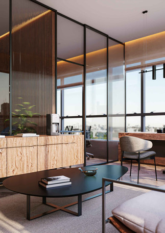Unidade Corporativa - Office Design Cascavel