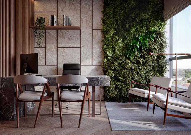 Sala Comercial - Office Design Cascavel