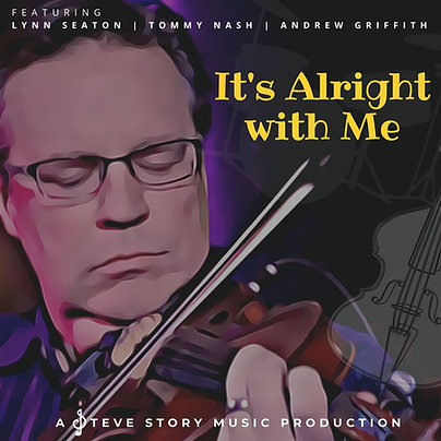 "Steve Story CD ""Its Alright With Me"""