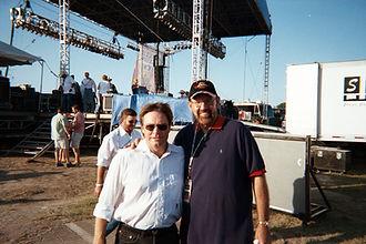 Steve & Billy English
