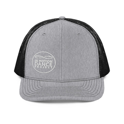 Trucker Cap Embroidered Logo