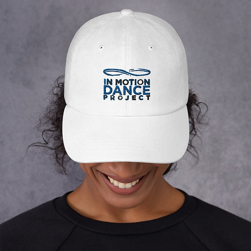 Embroidered IMDP hat