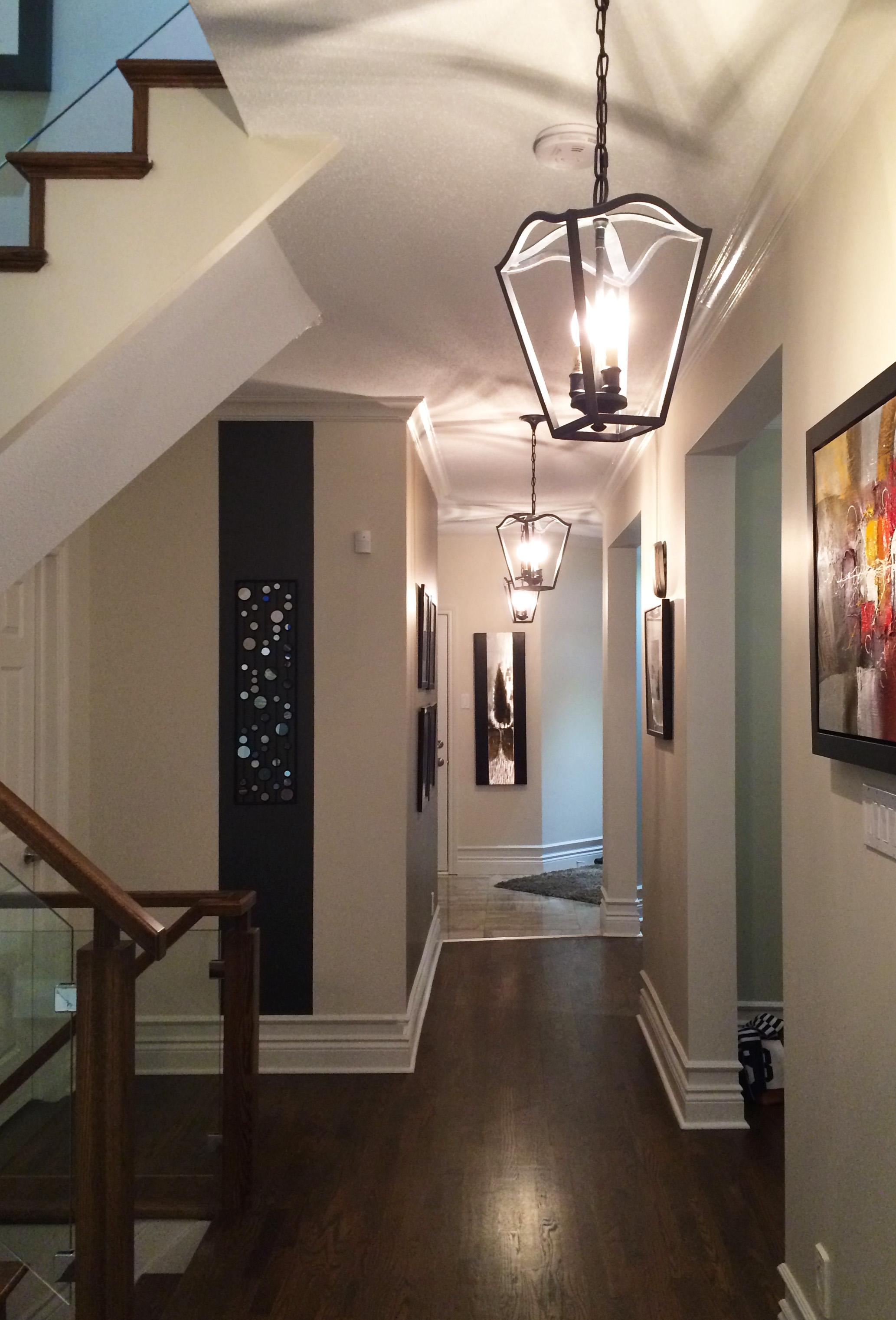 Residential Home Design - Hallway