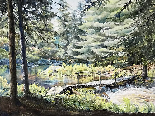 Bridge Commission in Palmerston Highlands