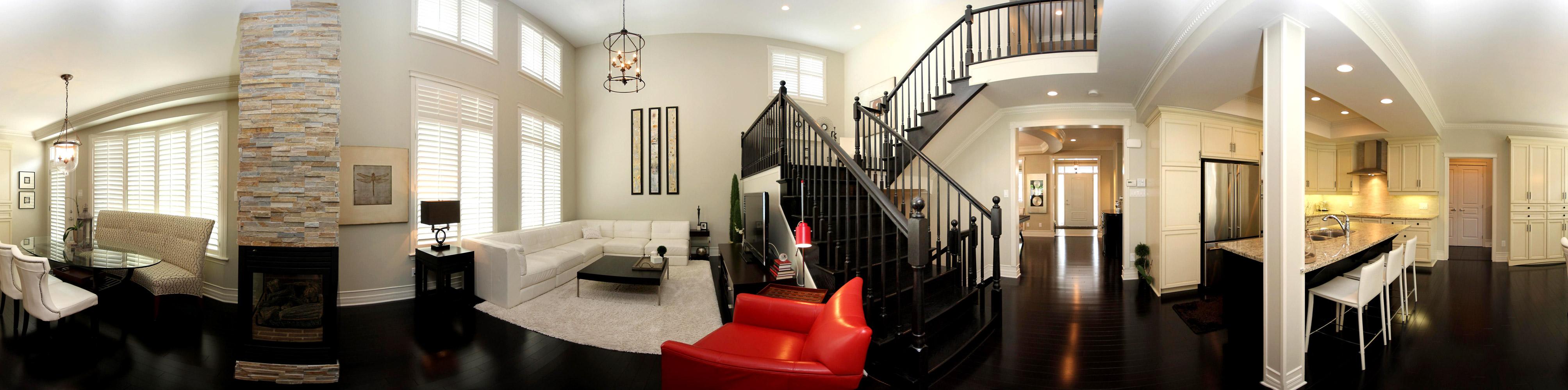 Residential Home Design - Open concept