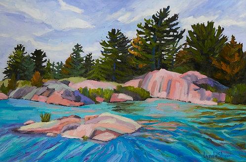 Georgian Bay Rocks Col.7