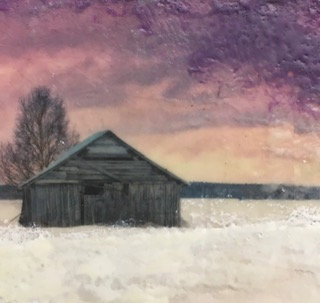 Winter in the Country 1