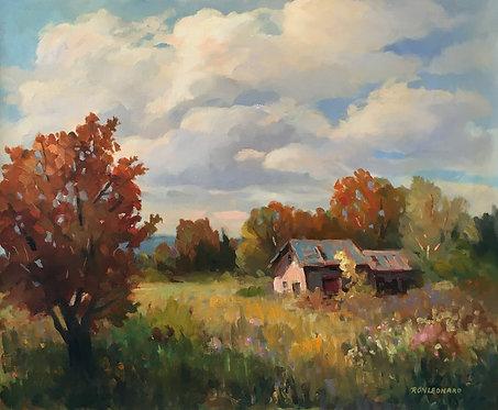 Fall Meadow, 1988
