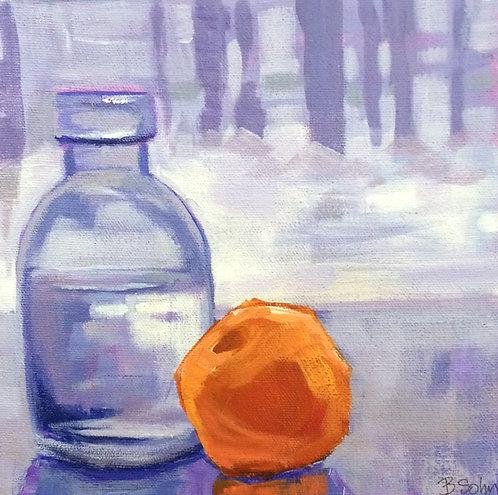 Bottle in a Window 18-33