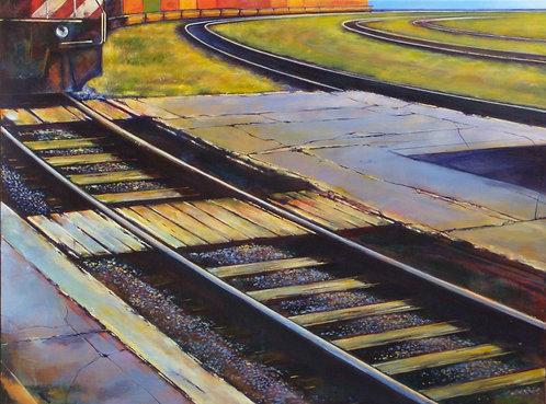 Freight Train Comin'