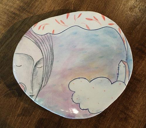 Extra-Large Ring Dish #2