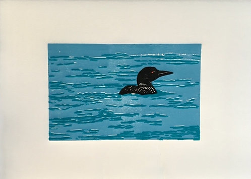 Loon, Edition #2 of 12