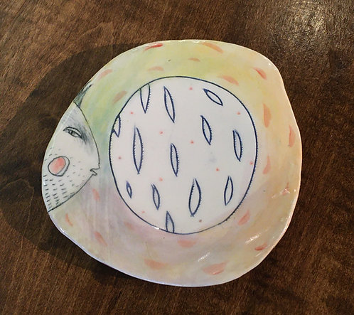Extra-Large Ring Dish #3