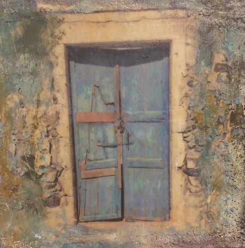 Ancient Doors of Greece III