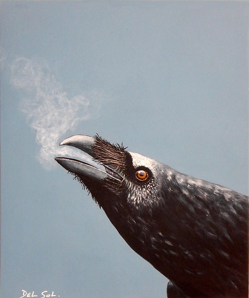 """Raven Breath II"""