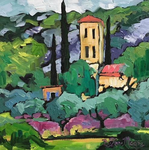 Provence en Plein Air, Col. 1