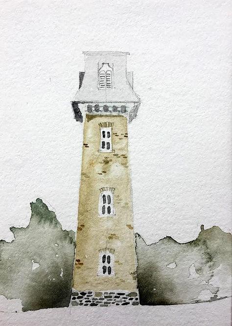 Hose Hanging Tower