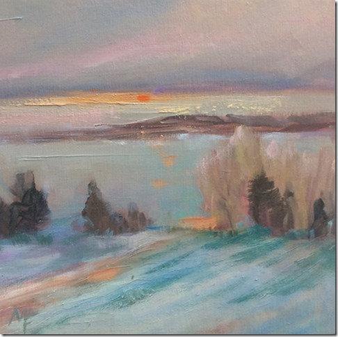 Charlevoix Sunset