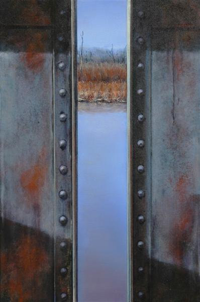 Bridge Across Marsh