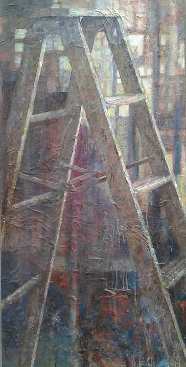 "Step Ladder-24x48"""