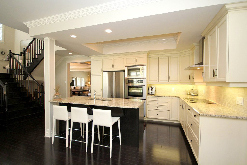 Residential Home Design - Kitchen