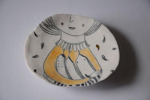 Large Ring Dish #1